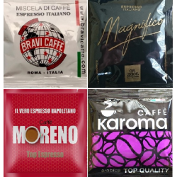 The 4 Arabicas - mixed sampler pack without decaf