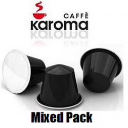 Caffè Karoma Mixed Selection